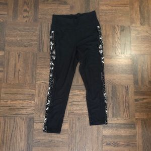Free People Embellished/ Studded Leggings